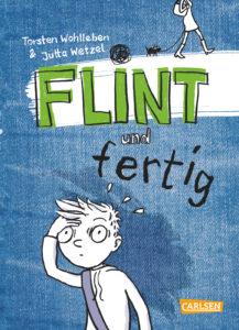Flint und fertig, Comic-Roman, Kinderbuch