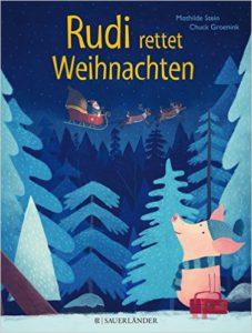 Rudi rettet Weihnachten, Bilderbuch Weihnachten