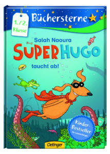 superhugo-taucht-ab