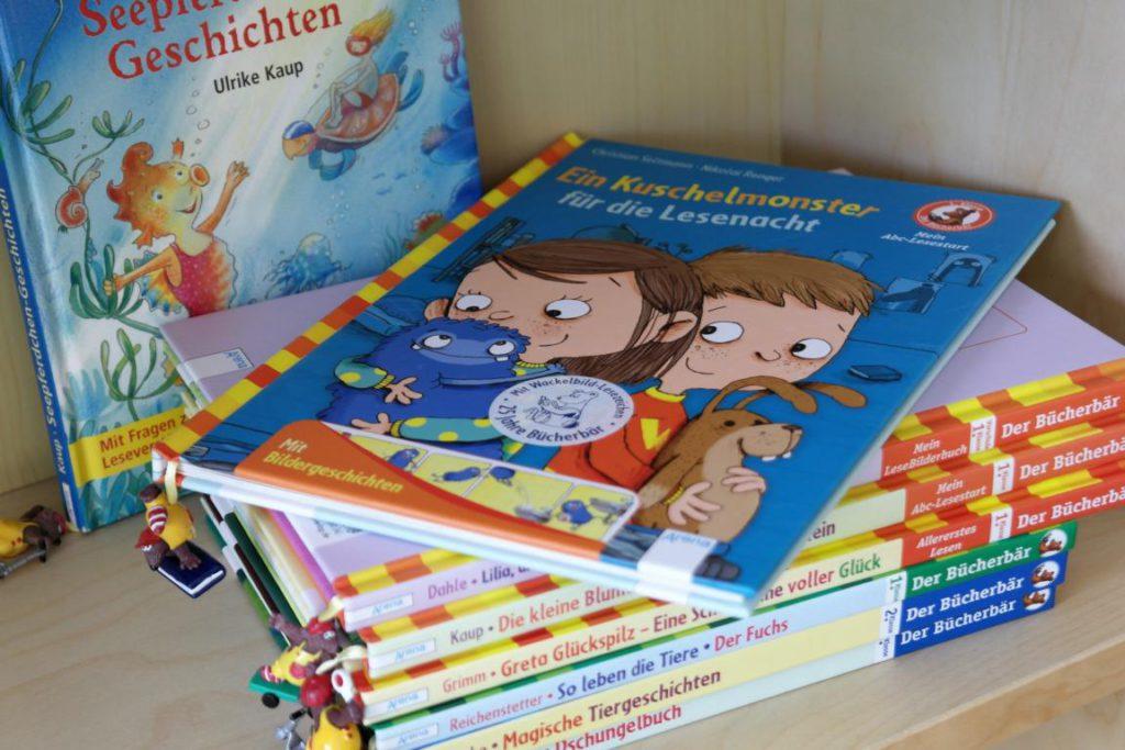 Bücherbär von Arena Kinderbuchverlag