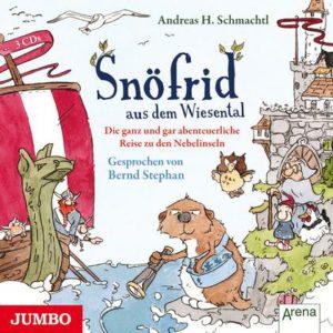 Snöfrid 2, Snöfrid aus dem Wiesental 2, Snöfrid Hörbuch, Die ganz und gar abenteuerliche Reise zu den Nebelinseln