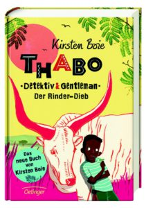 Kirsten Boie Thabo Band 3 Der Rinder-Dieb