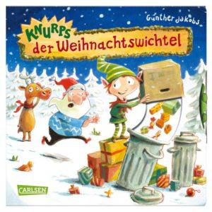 Pappbilderbuch Weihnachten von Günther Jakobs, Carlsen Verlag