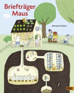 Rezension Briefträger Maus ein Wimmelbuch für Kinder ab 3 Jahren