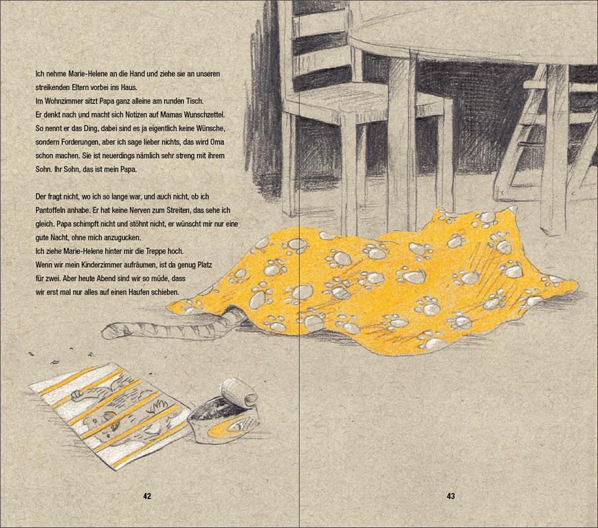 geht ab wie schmitz 39 katze kinderbuch detektive. Black Bedroom Furniture Sets. Home Design Ideas