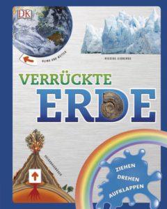 Sachbuch über die Erde, Vulkane, Erdbeben, Wetter und Klima, Jahreszeiten